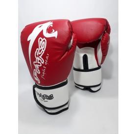 Pars force boks eldiveni kırmızı