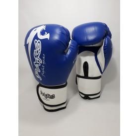 Pars power boks eldiveni mavi
