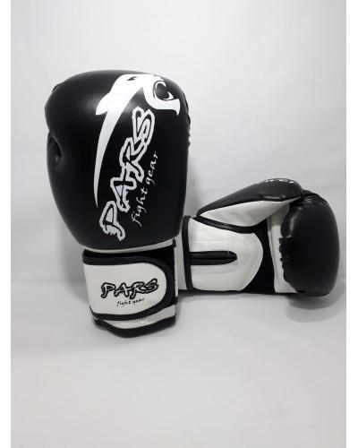 Pars power boks eldiveni siyah